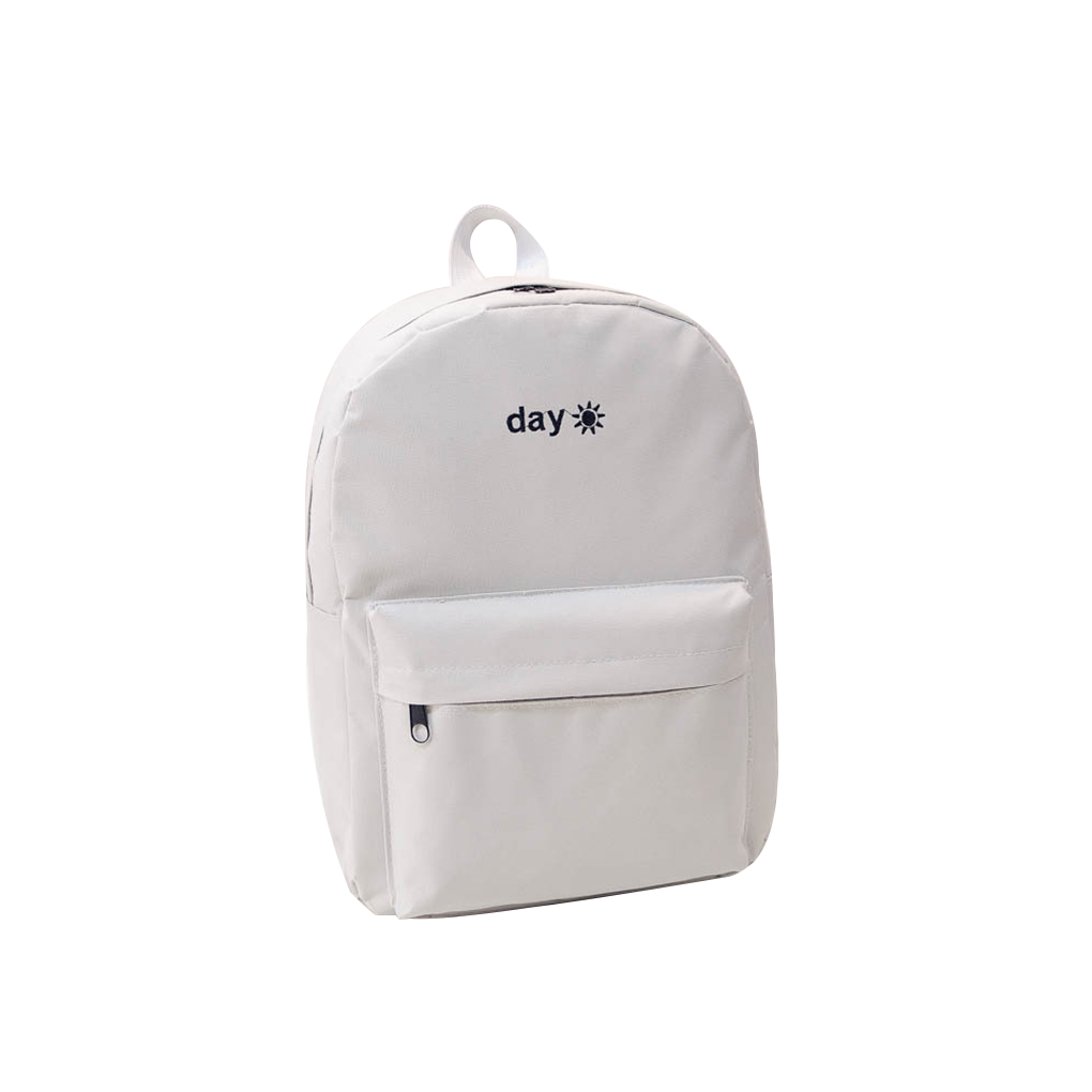 Women Canvas Backpacks Day and Night Printing Backpacks Girl Canvas Travel  Schoolbag Backpacks 7ae4fa7ce24b5