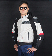 Hot sales Newest Komine jk015 jacket Motorcycle jackets The car ride jackets racing jacket armor
