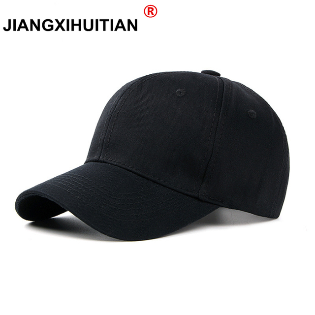 women s cap men solid unisex black women men s baseball cap men female cap  black baseball cap women 2183aea90