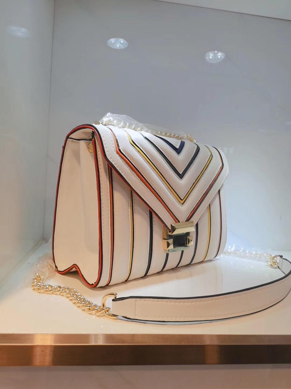 Kafunila 2019 famous brand luxury handbags women bags designer genuine leather crossbody shoulder women 39 s bag bolsa feminina in Top Handle Bags from Luggage amp Bags
