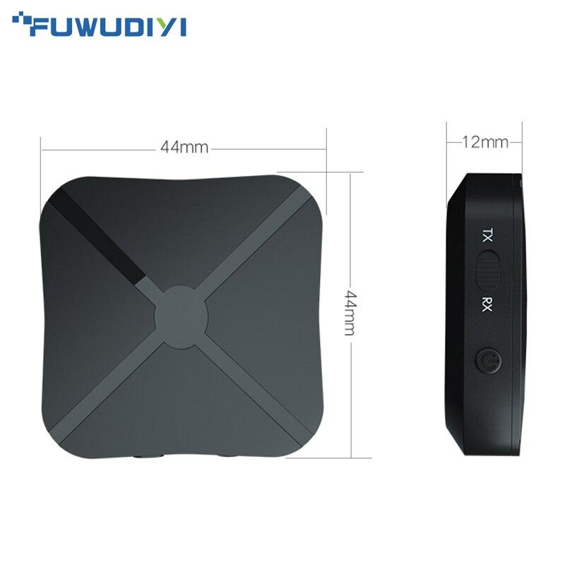 Unterhaltungselektronik EntrüCkung Fuwudiyi Bluetooth 4,2 Sender Empfänger 2 In 1 Audio Bluetooth Wireless Adapter Usb Mit 3,5 Mm Aux Audio Für Hause Tv Mp3 Pc