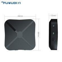 FUWUDIYI Bluetooth 4.2 Transmitter Receiver 2 IN 1 Audio Blu