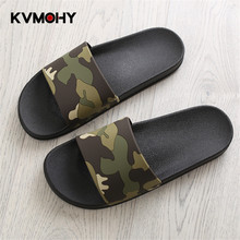 Man Shoes Male Flip Flops Fashion Flats Slippers Lovers Beach Sandals High Quality Slipper Black Green Pantoufle Homme