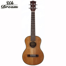 23 Inch Acoustic Guitar Classic Musical Instruments 4 Strings 18 Frets Closed Knob Guitars Korean Pine Rosewood UKULELE UC-63E small guitars 23 inch 4 strings ukulele full flame maple classical guitar acoustic guitar profession musical instruments uc a6