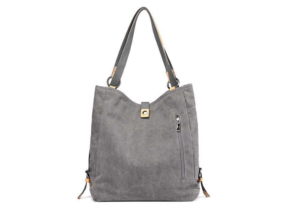 HTB1ICXnXsTxK1Rjy0Fgq6yovpXaP - Fashion Solid Women's Canvas Shoulder Bag