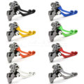For Kawasaki KLX450R for Yamaha WR 250F 400F 450F WR250F WR400F WR450F CNC DirtBike Pivot Brake Clutch Levers