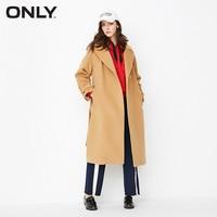 """Шерстяное пальто бренда """"Only"""""""
