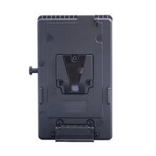 5 Pçs/lote V monte V-Sistema de bloqueio Placa de fonte de Alimentação Da Bateria para Câmera Sony BP bateria da Câmera de montagem
