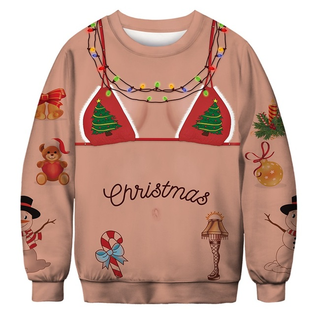 AA30004 Mens ugly christmas sweater 5c64c1130a218