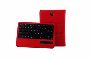 Image 2 - Detach Wireless Bluetooth Keyboard Case Cover for Samsung Galaxy Tab S2 8/8.0 T710 T715 T713 T719 with Screen Protector Film Pen