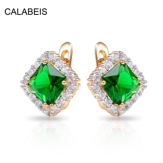 6dbb6dfe2 ... Trendy Big hoop earrings for womens yellow gold hoop earrings for women  genuine earrings wedding fashion