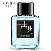 BIOAQUA 50ML Perfume And Fragrances For Men Scented Water Fresh Flirting Aphrodisiac Oil Bottle Antiperspirant Attract