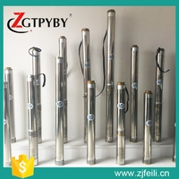 Deep Bore Well Submersible Water Pump Borehole Pump Vertical Turbine Pump