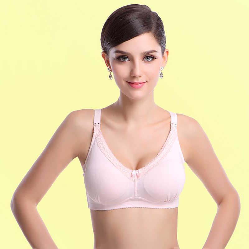 a9a47623ae870 ... MamaLove New Modal Maternity Clothes Breastfeeding bra nursing bras  underwire maternity underwear for Pregnant Women cup ...