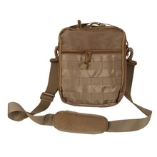 Military Tactical Airsoft Paintball Hunting Molle Radio Walkie Talkie Pouch Water Bottle Canteen Bag