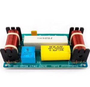 Image 3 - 2 STÜCKE 120 Watt 3 Way Lautsprecher Frequenz Teiler Lautsprecher Crossover Filter Schaltung für lautsprecher box