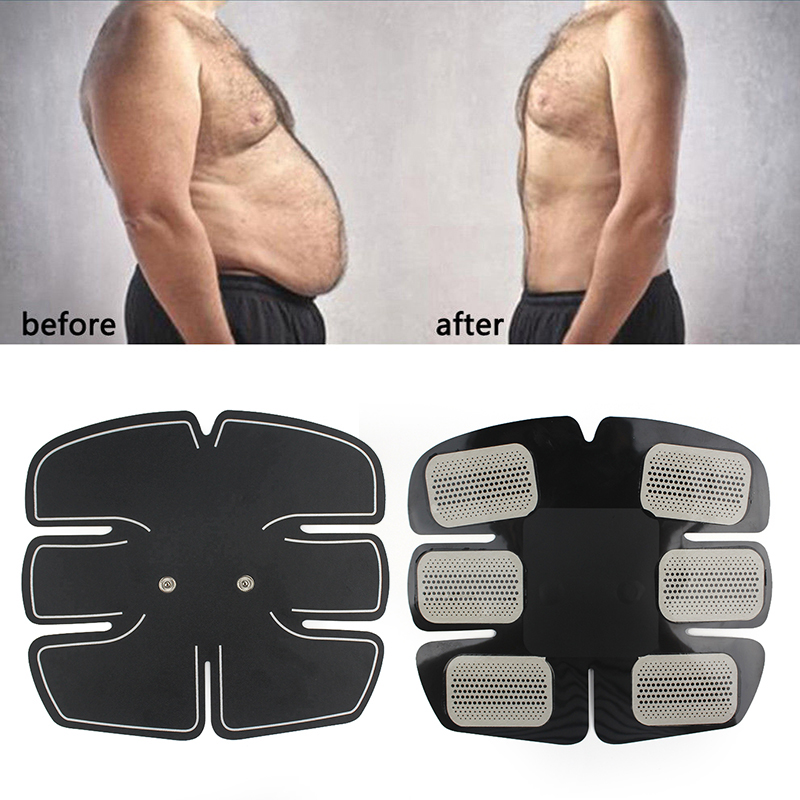 Beauty & Health Foot Care Tool New Smart Abdominal Muscle Trainer Sticker Electric Pulse Treatment Stickers Gym Abs Muscle Stimulator Pad Fitness Arm Sticker Making Things Convenient For Customers