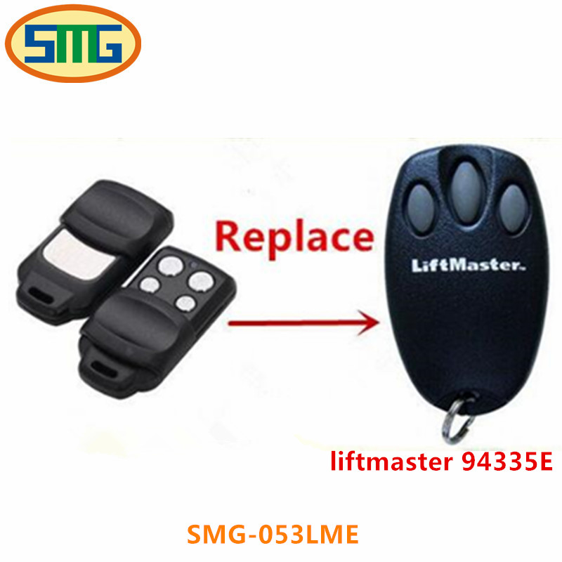 Chamberlain Liftmaster 4180EC 1A4981 Replacement Remote Control Fob Garage Gate