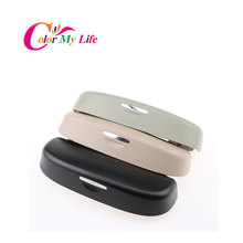 1 Set Car Sunglasses Glasses Storage Case Box Holder for Toyota Corolla RAV4 RAV 4 Accessories