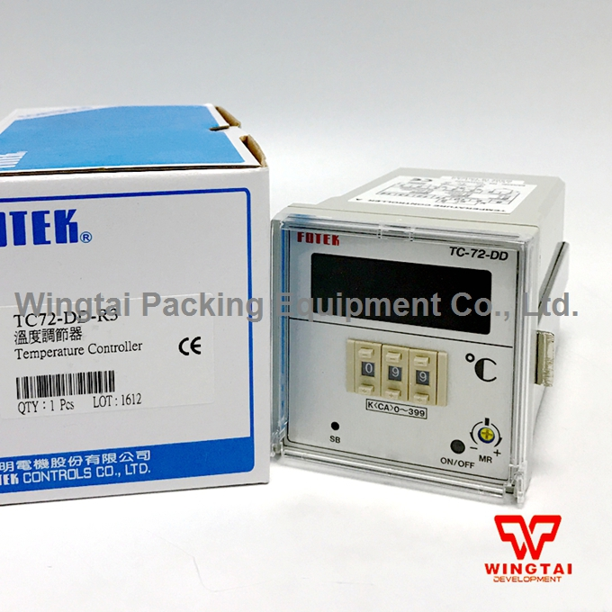 FOTEK TC72-DD-R3 Intellegent Digital FUZZY PID Temperature Controller 90~265VAC/50/60Hz алмазная пила кратон tc 10