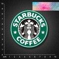 2016 новый стиль Бесплатная доставка ПЛАСТИКОВЫЕ игрушки стикер водонепроницаемый УФ доказательства, Starbucks GLINGIRD
