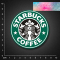 2016 new style Free shipping PVC  toy   sticker waterproof UV proof ,Starbucks GLINGIRD
