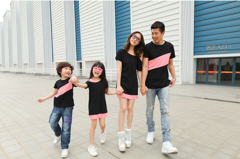 HTB1ICbjJFXXXXcCXpXXq6xXFXXXR - Entire Family Fashion - Matching Family Outfits, Smart Casual Styling, 3 Color Options