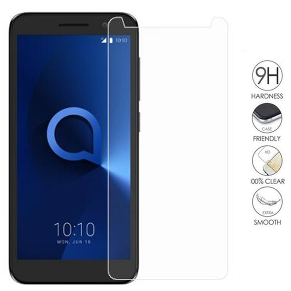 Tempered Glass For Alcatel 1 1X 1C 5033D 5059D 5009D 5009A Alcatel1X Alcatel1S Alcatel1 Screen Protector Protective Film Guard