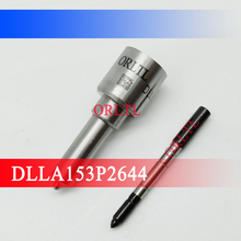ORLTL  Nozzle Replacements DLLA153P2644 And Injection Nozzle DLLA 153 P 2644 Black Coated Spare Parts Nozzle цена 2017