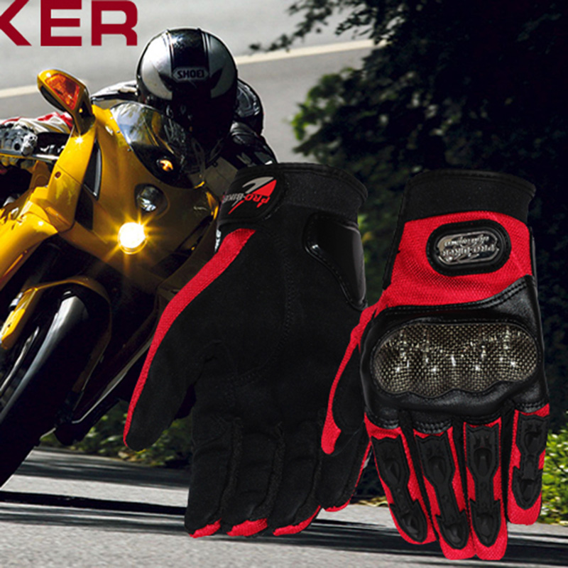 PRO-BIKER <font><b>Motorcycle</b></font> <font><b>Gloves</b></font> Full Finger for Motorcross Dirt Racing Offroad Riding Guantes Motocicleta Female Male <font><b>Gloves</b></font> <font><b>MCS</b></font> 13