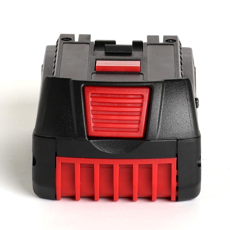 for BOSCH 18V 3000mAh power tool battery Li-ion  17618-01 25618-01 25618-02 3601H61S10 36618-02 37618-01 CCS180 GSR18V-LI пила цепная аккумуляторная bosch ake 30 li