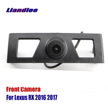 Liandlee AUTO CAM Car Front View Camera For Lexus RX 2016 2017 Logo Embedded ( Not Reverse Rear Parking Camera )