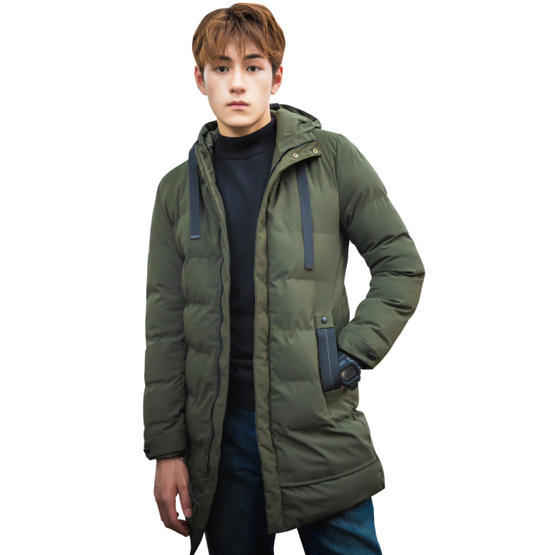 Winter Coat Men Clothes Streetwear Jacket Mens Clothing ...