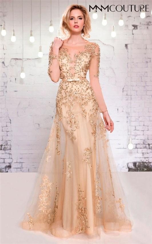 Vestidos de mama de novia 2015