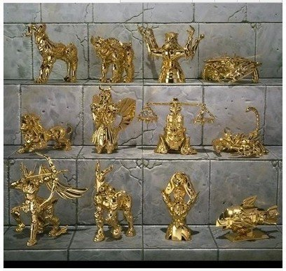 NEW hot 6cm 12pcs/set gold Saint seiya Action figure toys collection doll Christmas gift with box new hot 13cm sailor moon action figure toys doll collection christmas gift with box