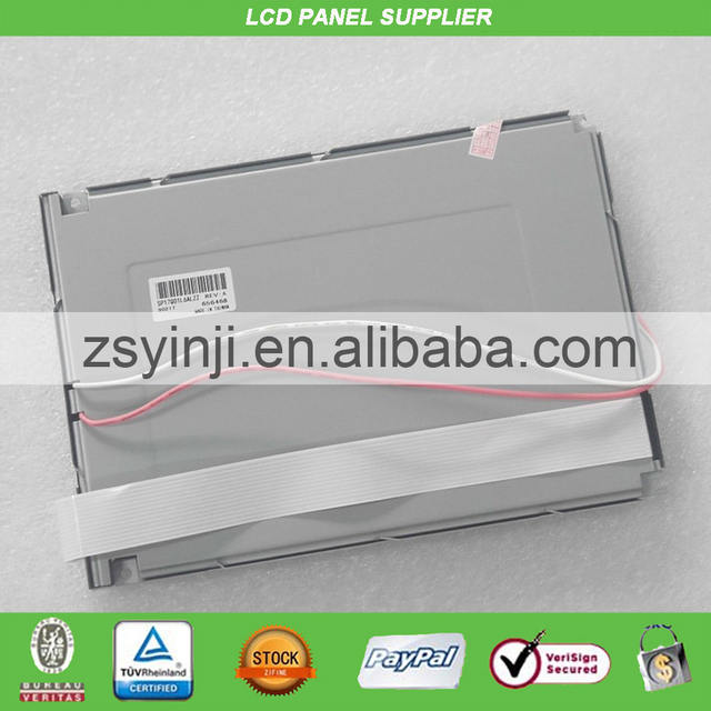 SP17Q01L6ALZZ 6.4 inch 320*240 CCFL industriële lcd scherm