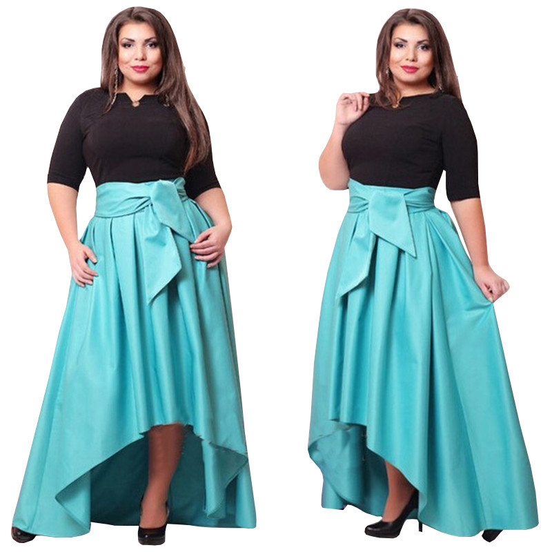 African High Waist Skirts - Skirts