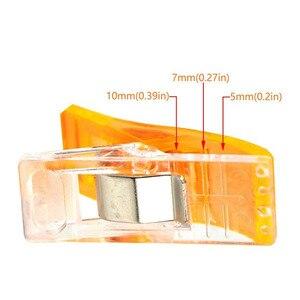 10 шт./лот клейкая лента для изготовления чехлов для ног DIY работа принадлежности пластиковый зажим швейные инструменты Швейные аксессуары ткань Клевер Mar