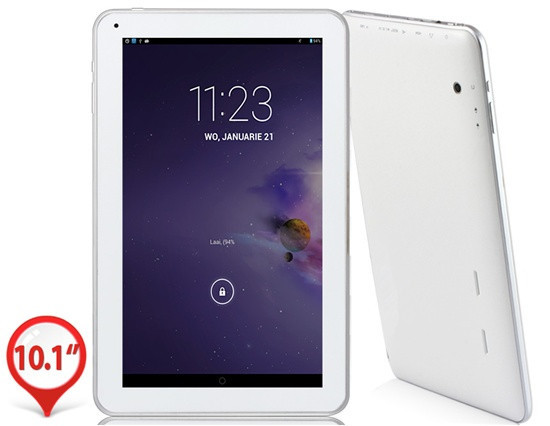 Бесплатная доставка 10 дюймов 5 балльной емкостный ЖК дисплей Сенсорный экран 1024x600 Android 4.2.2 A23 Dual Core 1.5 ГГц Планшеты pc Wi Fi, 3D игры