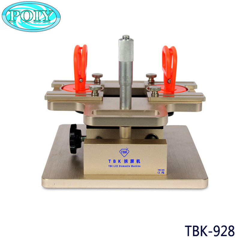 TBK-928 Dismantle Machine Samsung In The Frame Separation Machine Split Screen LCD Assembly Splicing Screen Repair Equipment