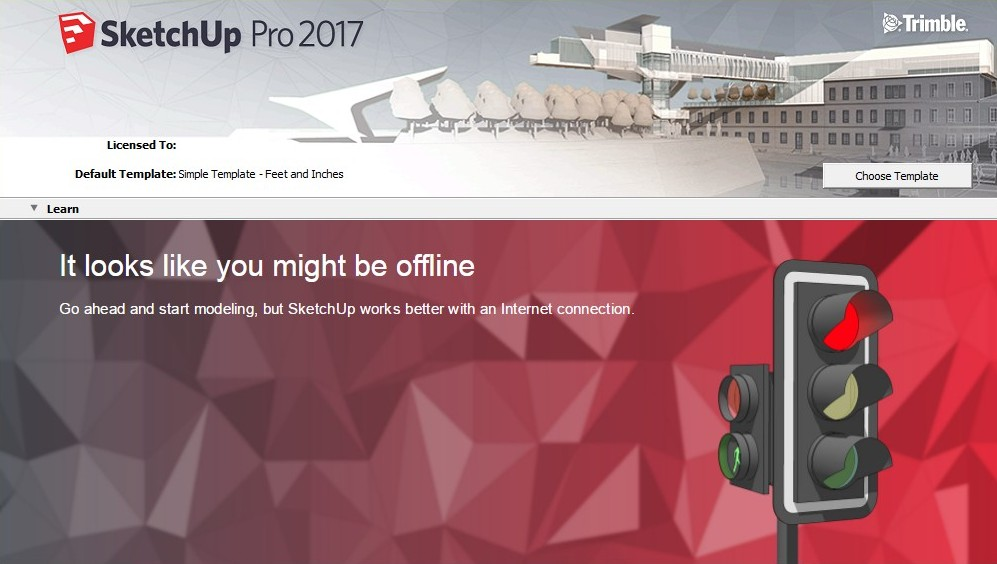 SketchUp Pro 2017 for win+mac include Training video on