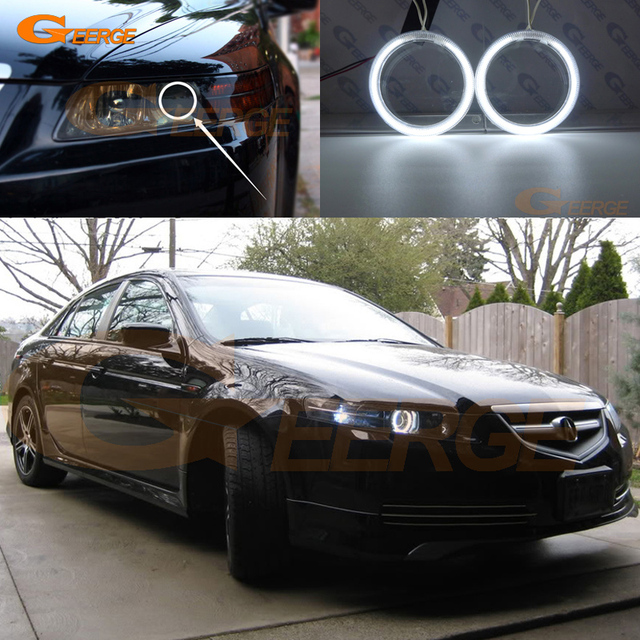 For ACURA TL Excellent Angel Eyes Ultra Bright - 2006 acura tl accessories