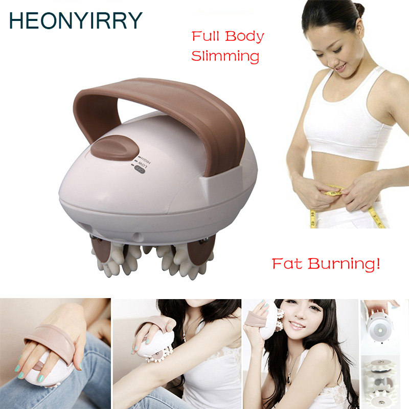 3D Electric Full Body Face Slimming Massager Roller Anti Cellulite Device font b Weight b font
