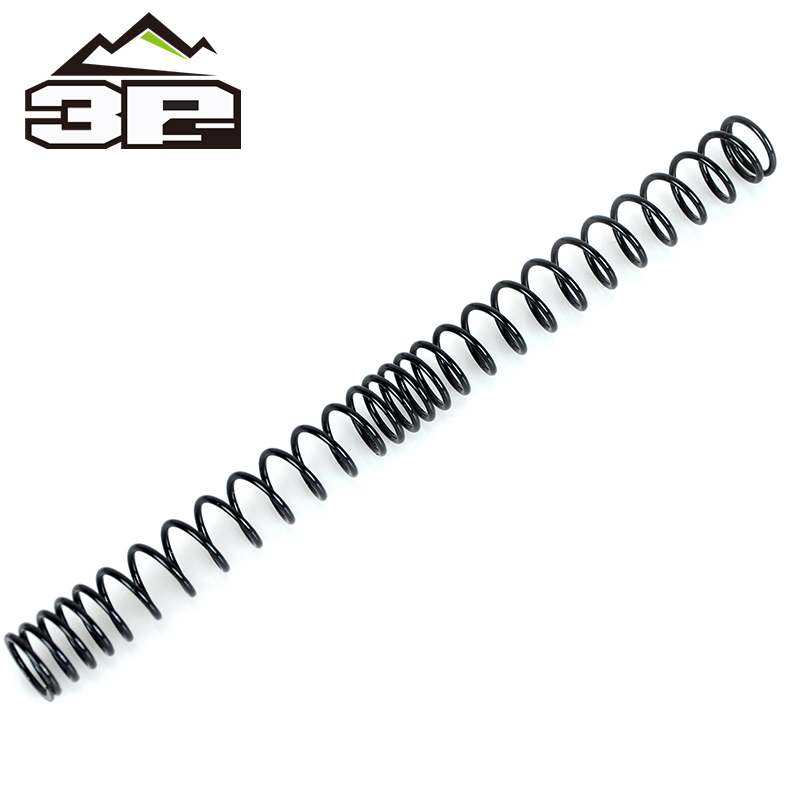M135 AEG Spring For Airsoft Rifle Accessories AE Gearbox Irregular Pitch Spring Stainless Steel Softair Part Black WIN0102