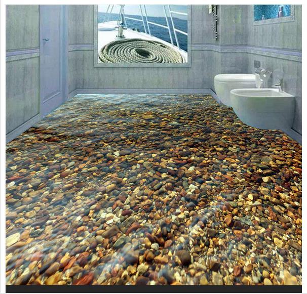 Popular decorative tile murals buy cheap decorative tile for Bathroom floor mural