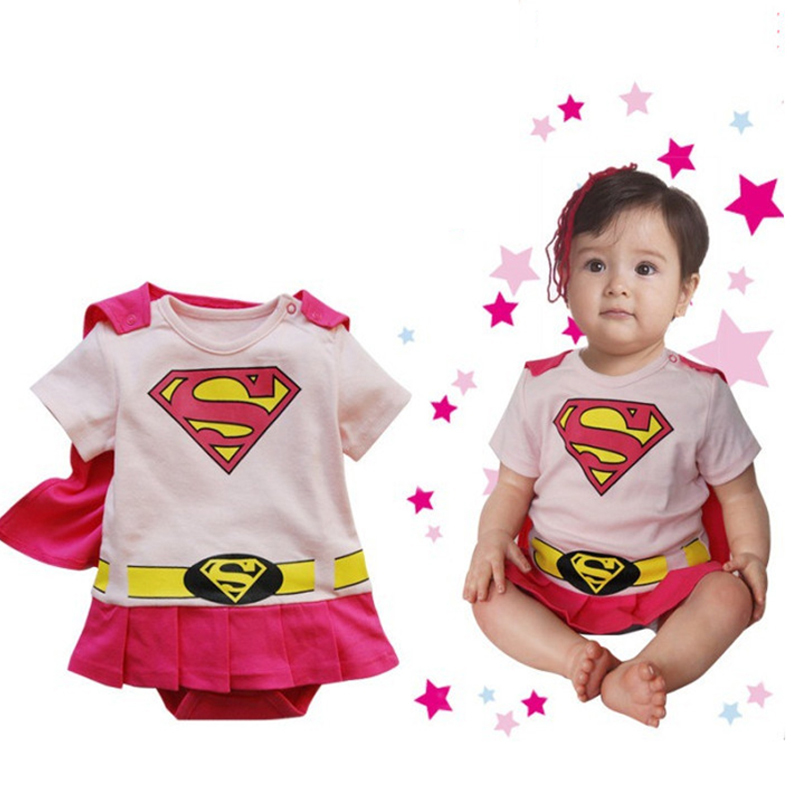 Super Heros Series Baby Rompers Newborn Baby Boys Clothes Infant Jumpsuit Bebes Halloween Costumes For Baby Boy Girl Clothing 2017 lovely newborn baby rompers infant bebes boys girls short sleeve printed baby clothes hooded jumpsuit costume outfit 0 18m