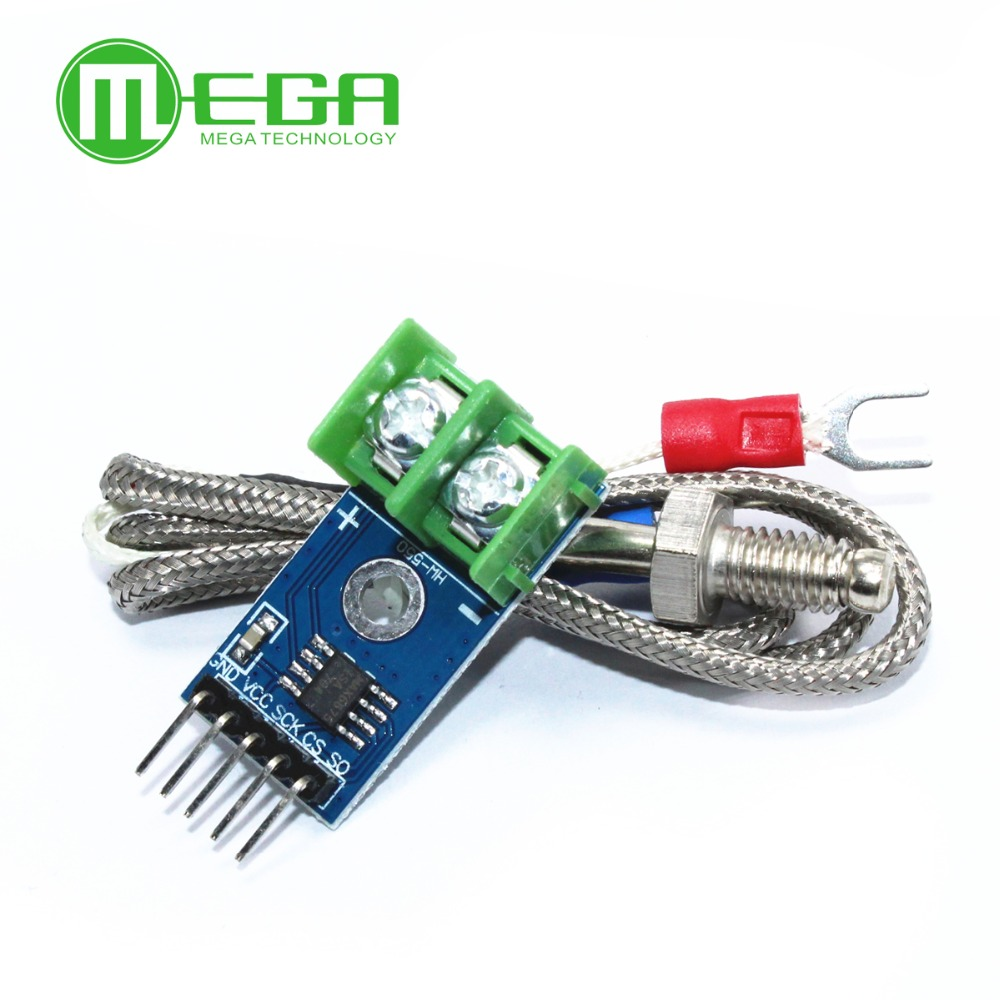 5pcs Lot Max6675 K Type Thermocouple Temperature Sensor Amplifier And Cold Junction Compensator Simple 0 800 Degrees Module In Integrated Circuits From Electronic Components Supplies On