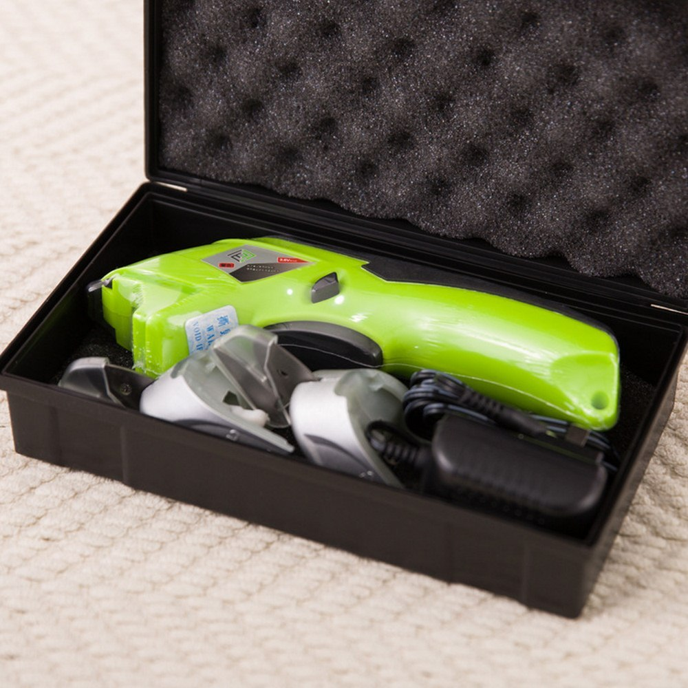 110 V 220 V Elektrische Schaar Multipurpose Draadloze Naaien Schaar Drinkbaar Elektrische Stof Craft Schaar Handheld Handgereedschap - 1