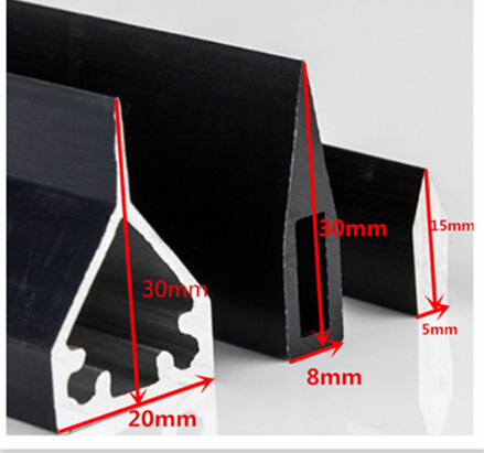 1000mm length 8*30mm blade knife for laser cutting engraving machine blade tabe blade for meat cutting machine food processors with blade knife for commercial or home use qw