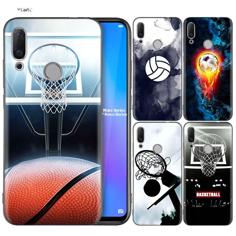 coque huawei p smart 2019 basket ball